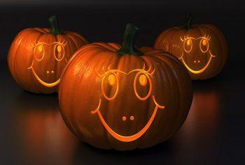 Halloween Pumpkins in Oregon